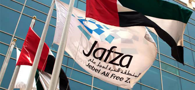 Форум деловых партнеров JAFZA 2013