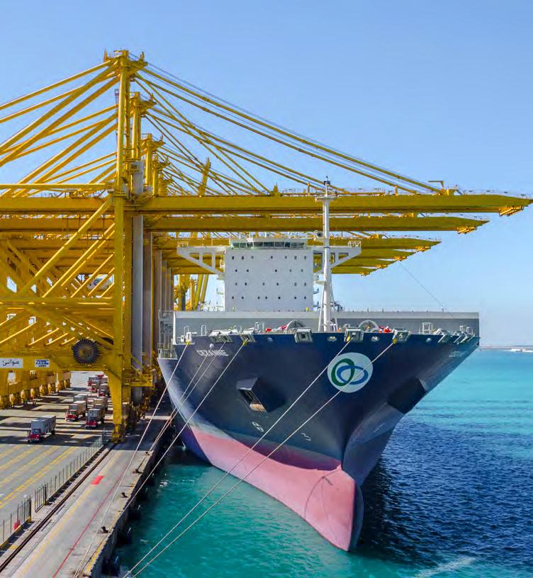JAFZA Port