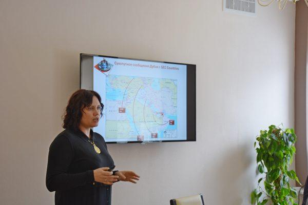 UCCI Group на семинаре в Харькове
