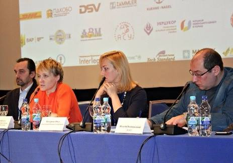 UCCI Group приняли участие в Конгрессе экспортеров продовольствия Украины