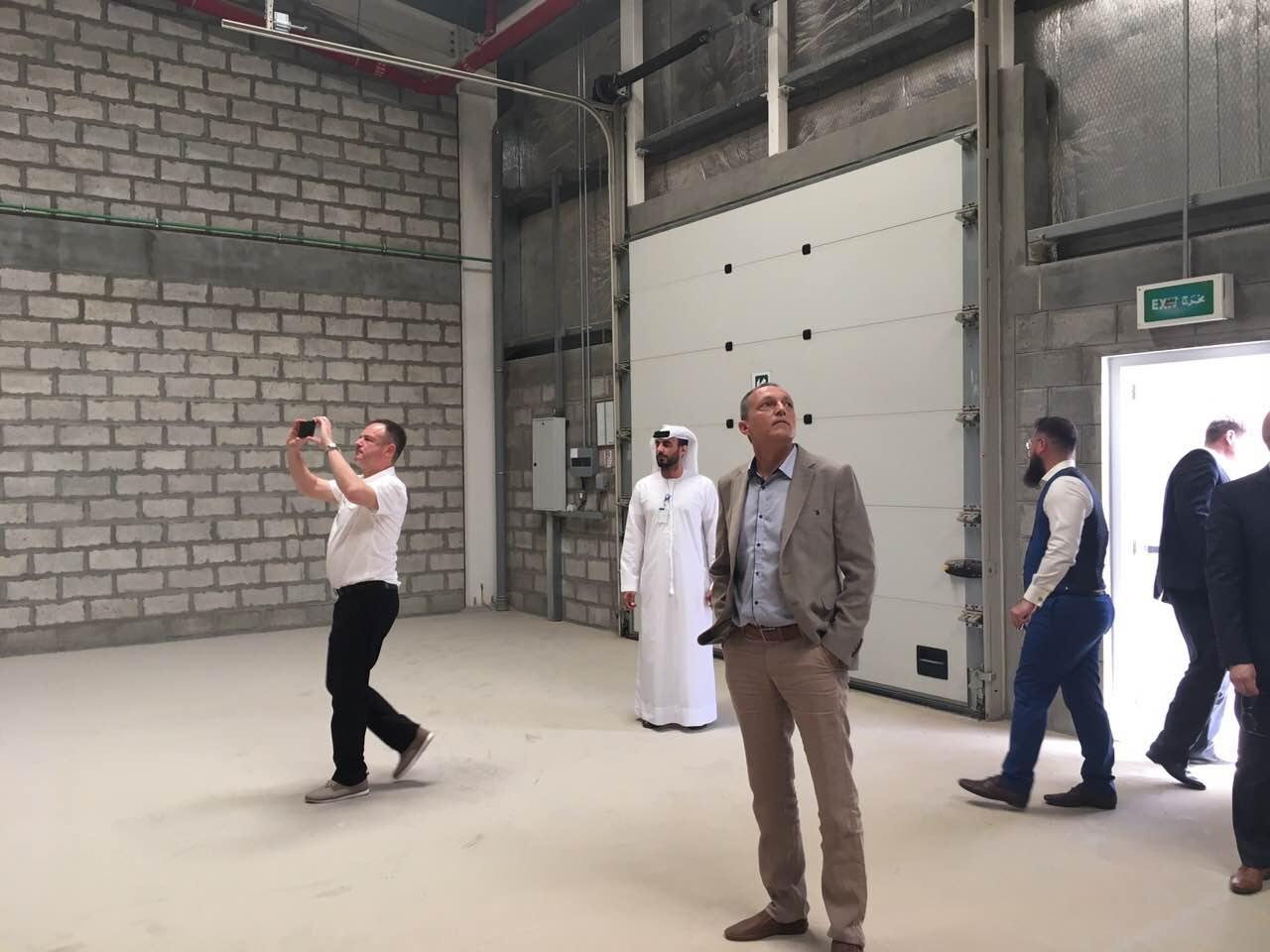 ВЫЕЗДНОЕ МЕРОПРИЯТИЕ УКРАИНСКОГО БИЗНЕС-ЦЕНТРА UCCI в ОАЭ (как практическая форма заседания Эмиратско-Украинского делового совета)