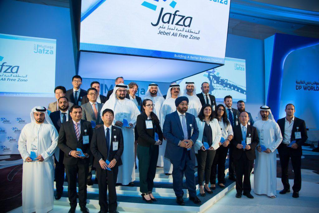UCCI Group вошла в десятку лучших топ-менеджеров СЭЗ JAFZA в 2016 году